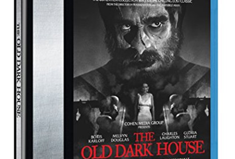 Old Dark House (1932) BluRay
