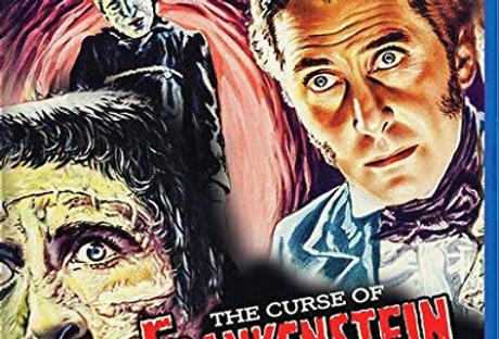 Curse of Frankenstein (Warner MOD) BluRay)
