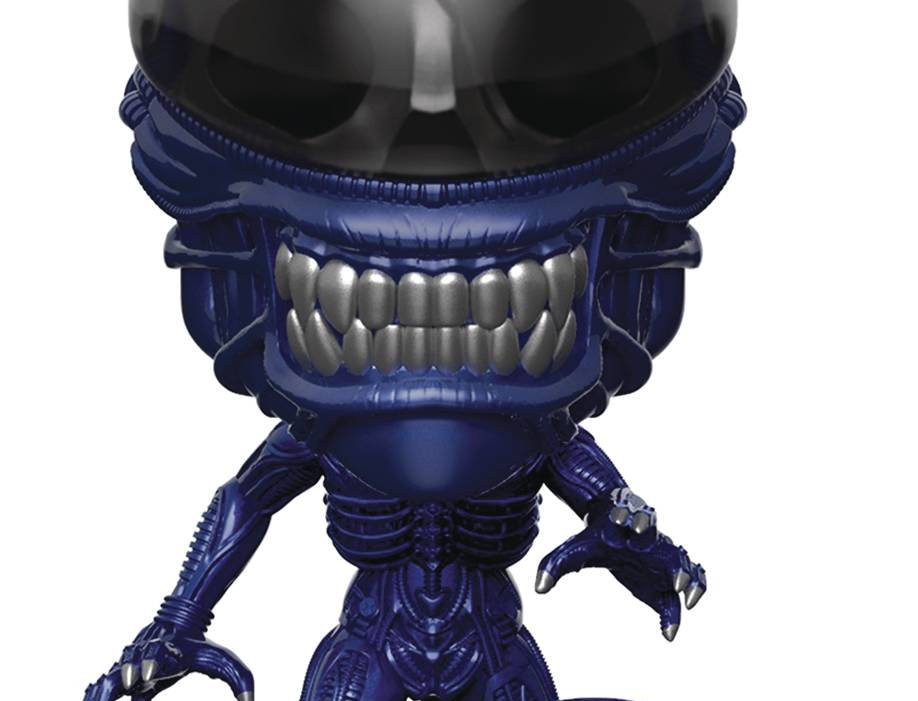 POP SPECIALTY ALIEN 40TH XENOMORPH VIN FIGURE