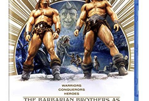 The Barbarians (1987) (Kino) (Blu-Ray)