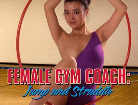 Female Gym Coach: Jump And Straddle  (Impulse) (Dvd)