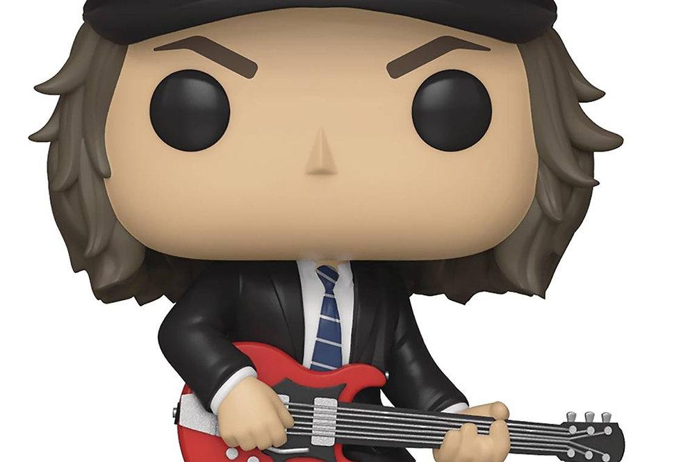 POP ROCKS AC/DC ANGUS YOUNG VINYL FIGURE