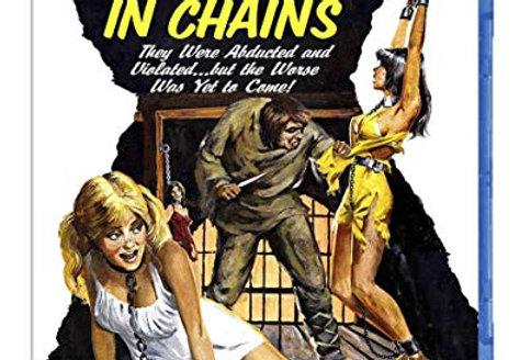Schoolgirls in Chains (1973) (Code Red) [BluRay)