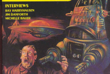 Special Effects Magazine, SPFX #3, 1995, Harryhausen