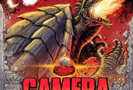 Gamera: The Complete Collection (Arrow US) (Blu-Ray)