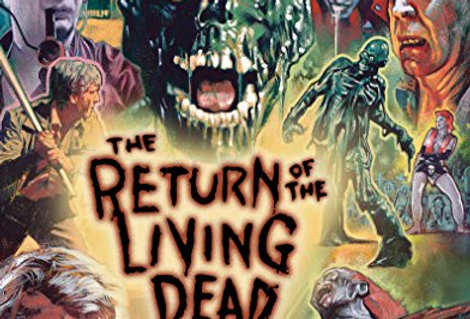 The Return of the Living Dead - Collector's Edition