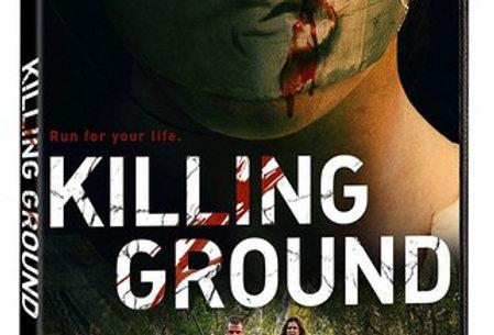 Killing Ground Dvd