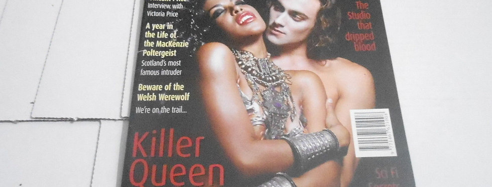 BITE ME magazine # 8  KILLER QUEEN