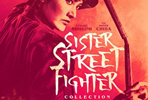 Sister Street Fighter Collection (Arrow US)
