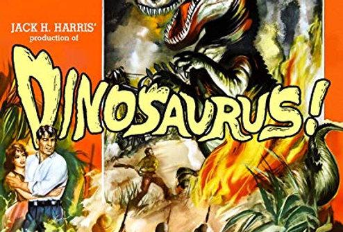 Dinosaurus (1960) (K1) (Blu-Ray)