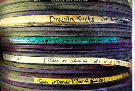 Vinegar Syndrome's 5 Films 5 Years: Volume 3