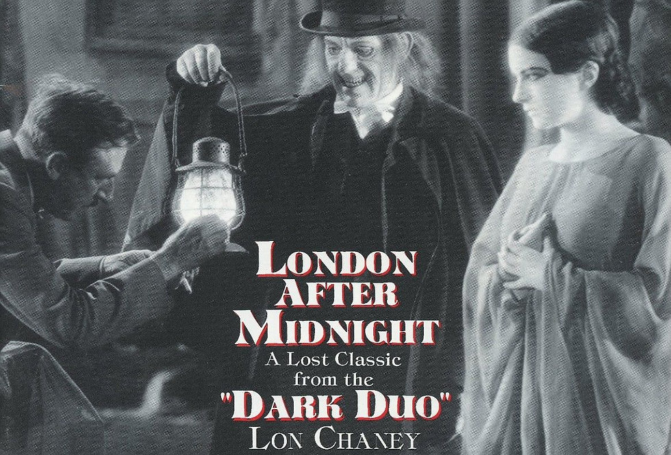 ilmfax Magazine London After Midnight February/March 1994 No 43