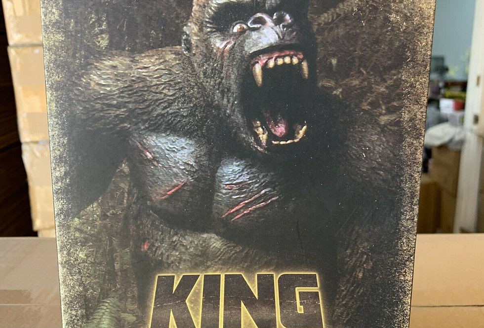 NECA Ultimate KING KONG 7-inch Action Figure