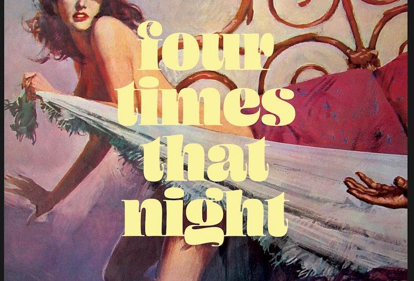 Four Times that Night (Kino) (DVD)