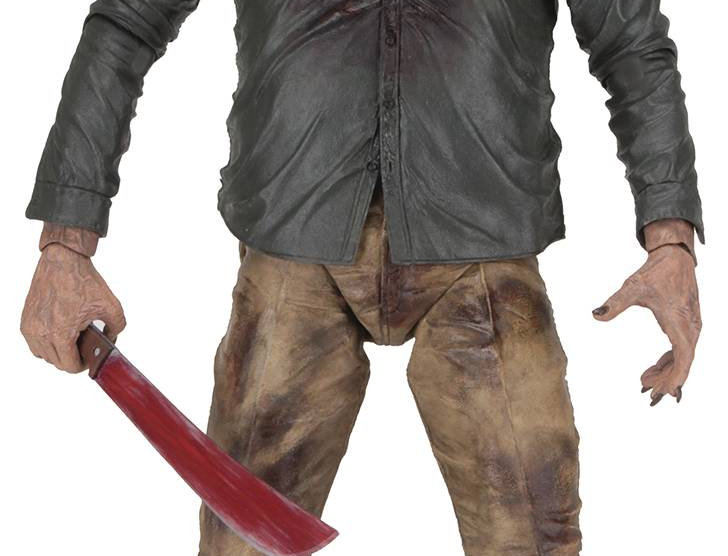 FRIDAY THE 13TH PART IV JASON VOORHEES 1/4 SCALE AF