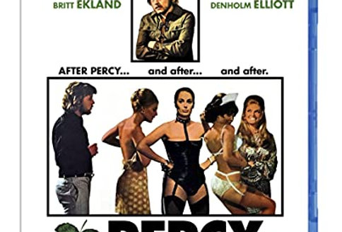 Percy (Code Red) (Blu-Ray)