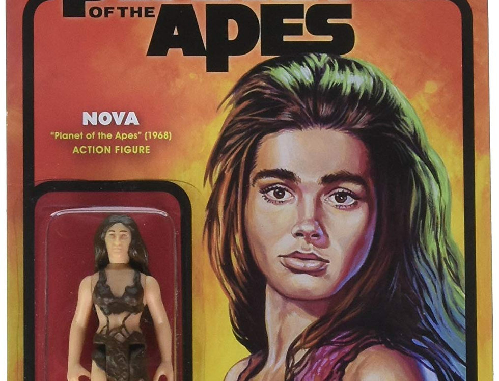 PLANET OF THE APES NOVA REACTION FIGURE