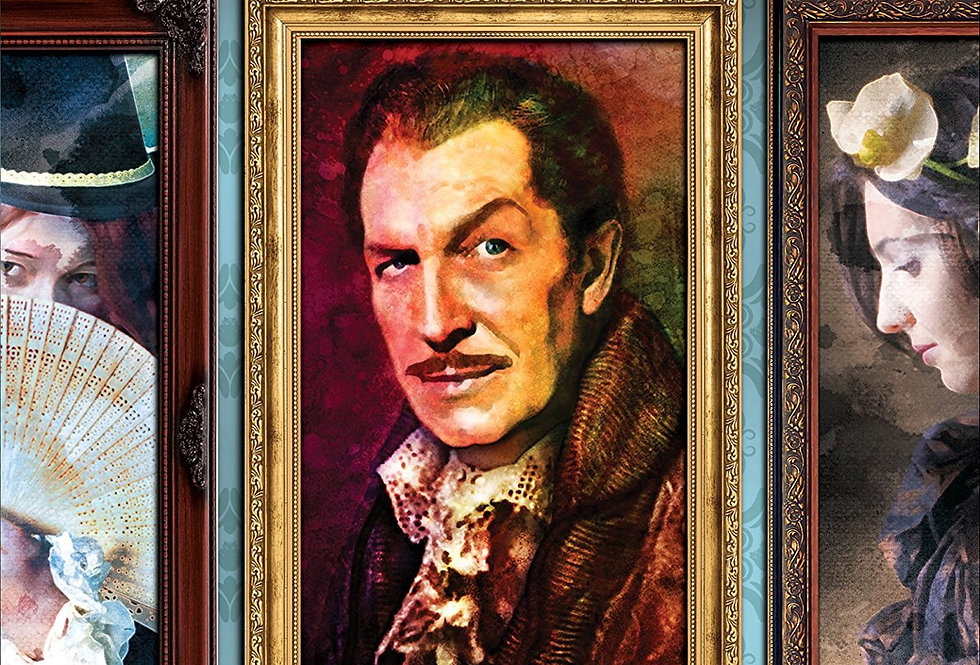 Vincent Price Collection I