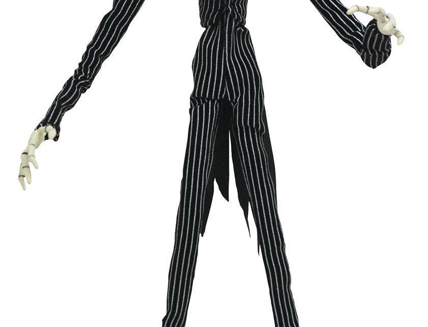 Nightmare Before Christmas:Silver Anniversary JACK Figure