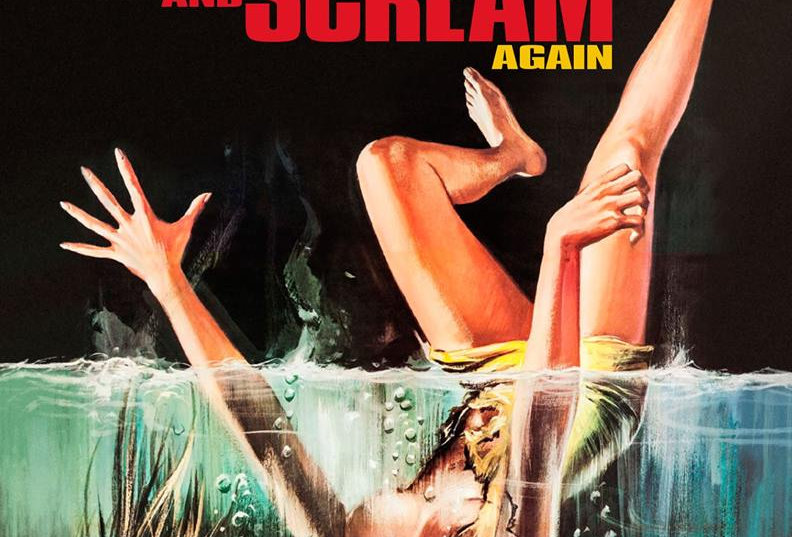 Scream & Scream Again (1970) (K1)