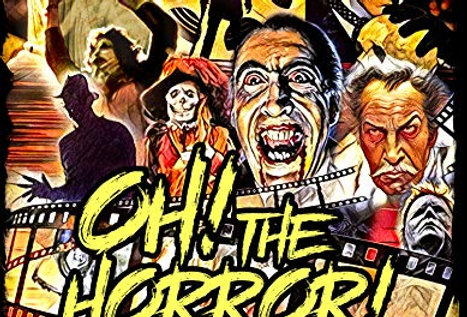 Oh! The Horror (Filmlandia) (Dvd)