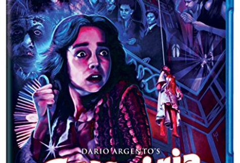 Suspiria (Standard Case Synapse Two Disc Special Edition) (Blu-Ray)