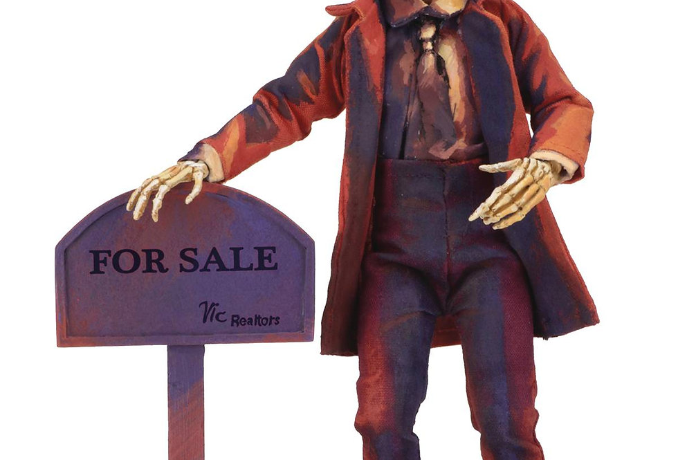 MEGADETH PEACE SELLS 8IN RETRO Action Figure