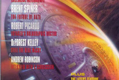 STAR TREK COMMUNICATOR MAGAZINE #103