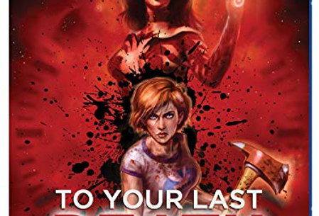 To Your Last Death (Quiver) (Blu-Ray)