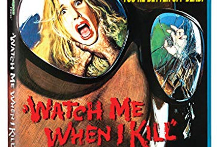 Watch Me When I Kill (Synapse) (CD / Blu-Ray)