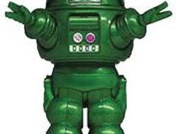 FORBIDDEN PLANET ROBBY ROBOT GREEN SOFT VINYL PX FIG