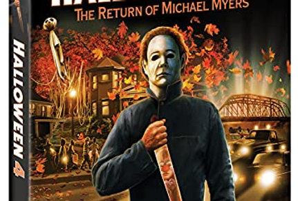 Halloween IV (Scream Factory) (4k UHD / Blu-Ray)