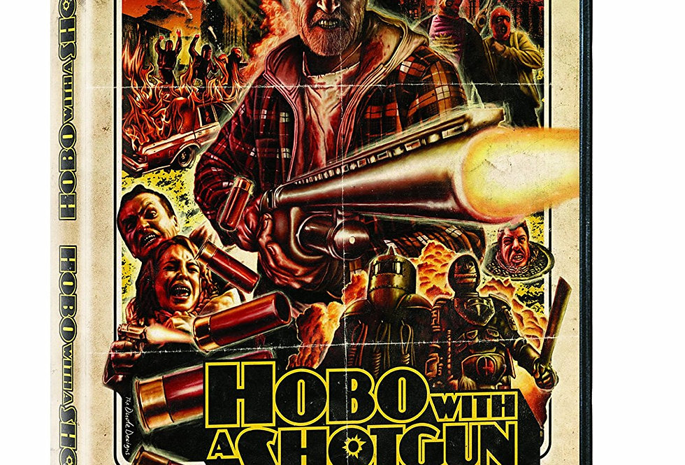 Hobo With a Shotgun 2 Disc Special Edition