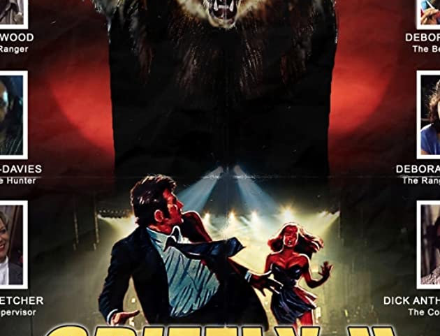 Grizzly 2: The Revenge (Gravitas)(Blu-Ray)