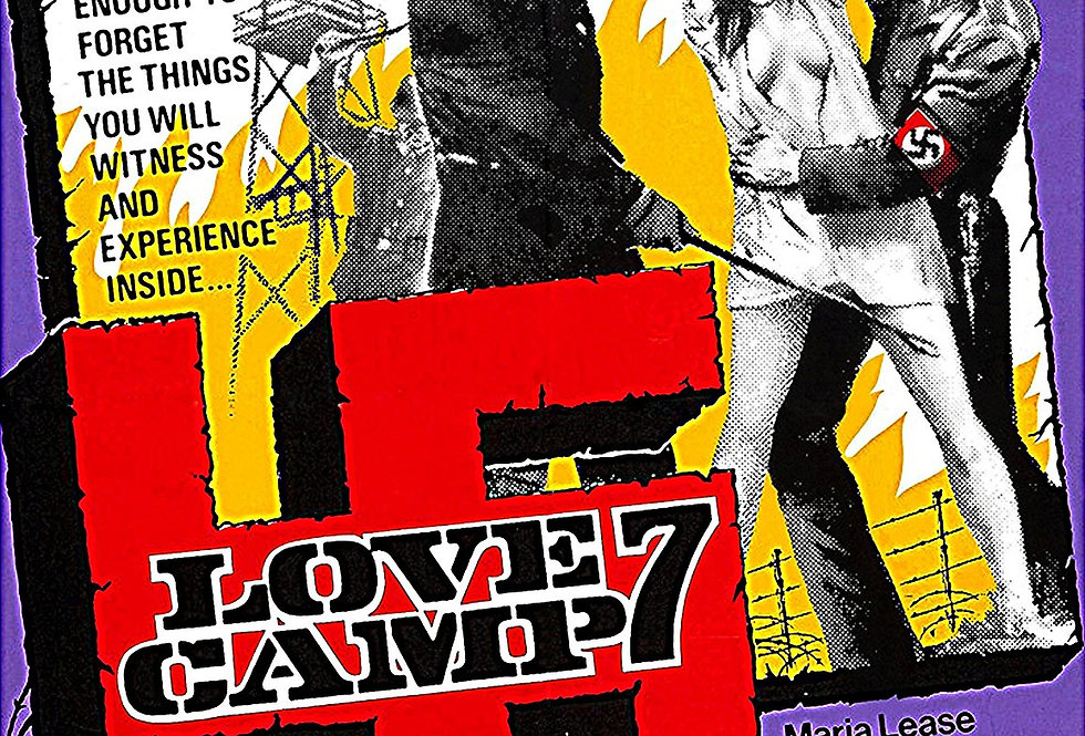 Love Camp 7 (Import) Combo