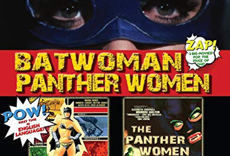 The Batwoman & The Panther Women: Double Feature (4K Restoration)(BluRay)(VCI)