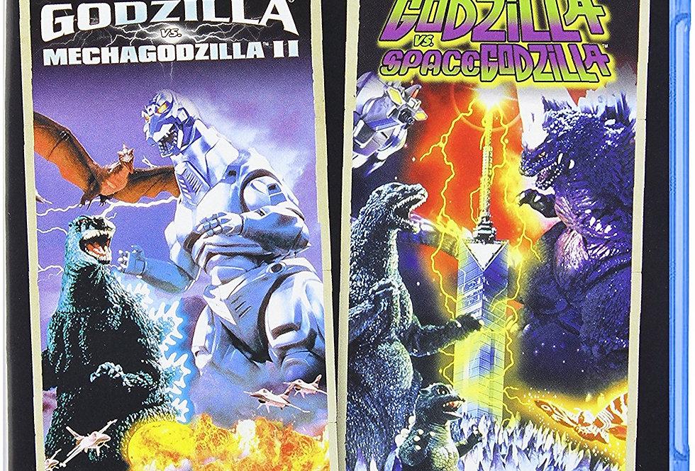 Godzilla Vs Mechagodzilla II / Godzilla vs. SpaceGodzilla