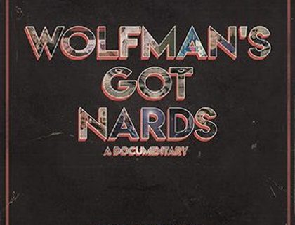 Wolfman's Got Nards (Gravitas) (Blu-Ray)