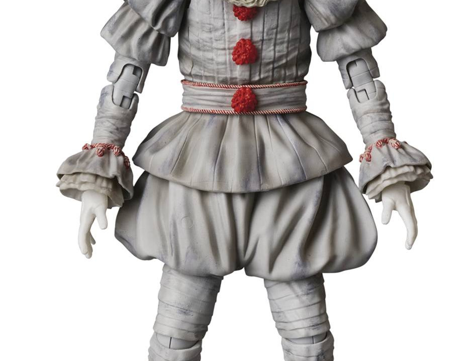 IT PENNYWISE MAFEX ACTION FIGURE