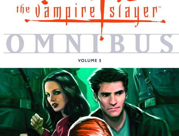 BUFFY THE VAMPIRE SLAYER OMNIBUS TP VOL 05