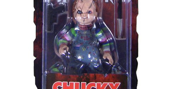 Mezco Child's Play Chucky 5 Inch Action Figure