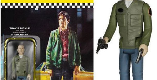 Funko Super 7 - Taxi Driver ReAction Action Figure - TRAVIS BICKLE