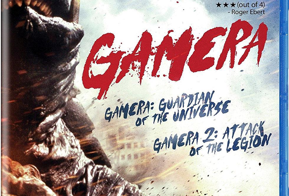 Gamera: Guardian Of The Universe & Gamera: Attack Of The Legion