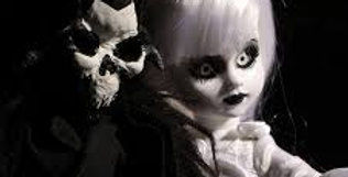 Living Dead Dolls Beauty and the Beast Figure Set