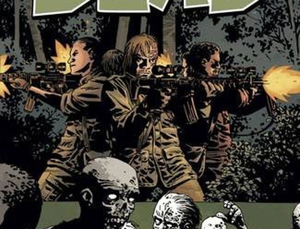 Walking Dead Volume 26: Call To Arms Paperback