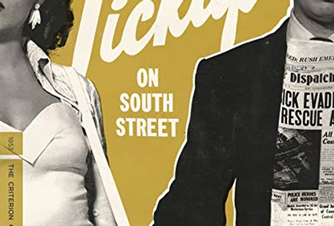 Pickup on South Street (Criterion) (Blu-Ray)