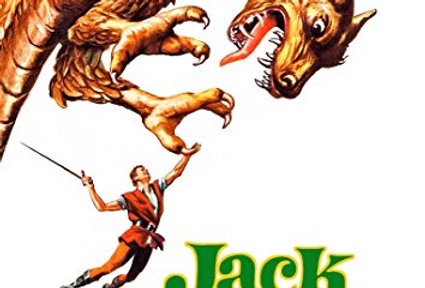 Jack the Giant Killer (1962) (Dvd)