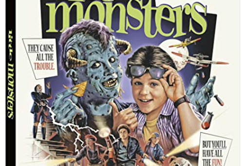 Little Monsters [1989] (Vestron Video Collector's Series) (Blu-Ray)