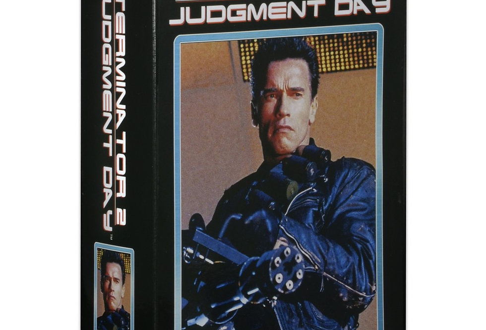 Judgment Day NECA The Terminator Judgement Day -  2 Action Figure T-800