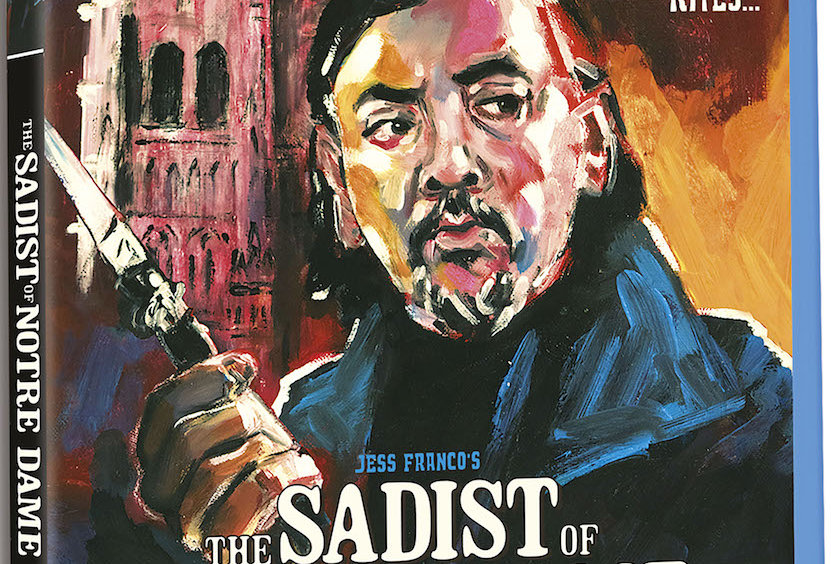 The Sadist of Notre Dame (Severin)